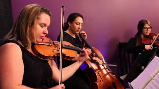 Sweet Child O' Mine (Guns N' Roses) for String Trio (Violin, Viola, Cello)