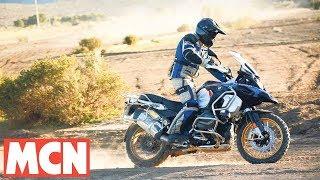 BMW R1250GS Adventure first ride | MCN | Motorcyclenews.com