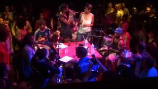 Roda do cavaco feat. Native - I want you back - Studio l'ermitage - 25/05/2014