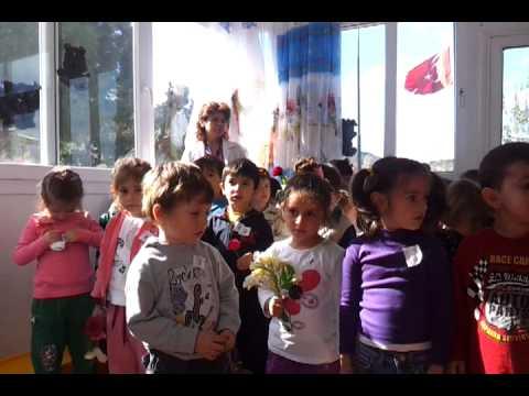 Foca Bilimevi - Anaokulu ve Etut Merkezi - 10 Kasim Atatürk'ü Anma Günü.mp4