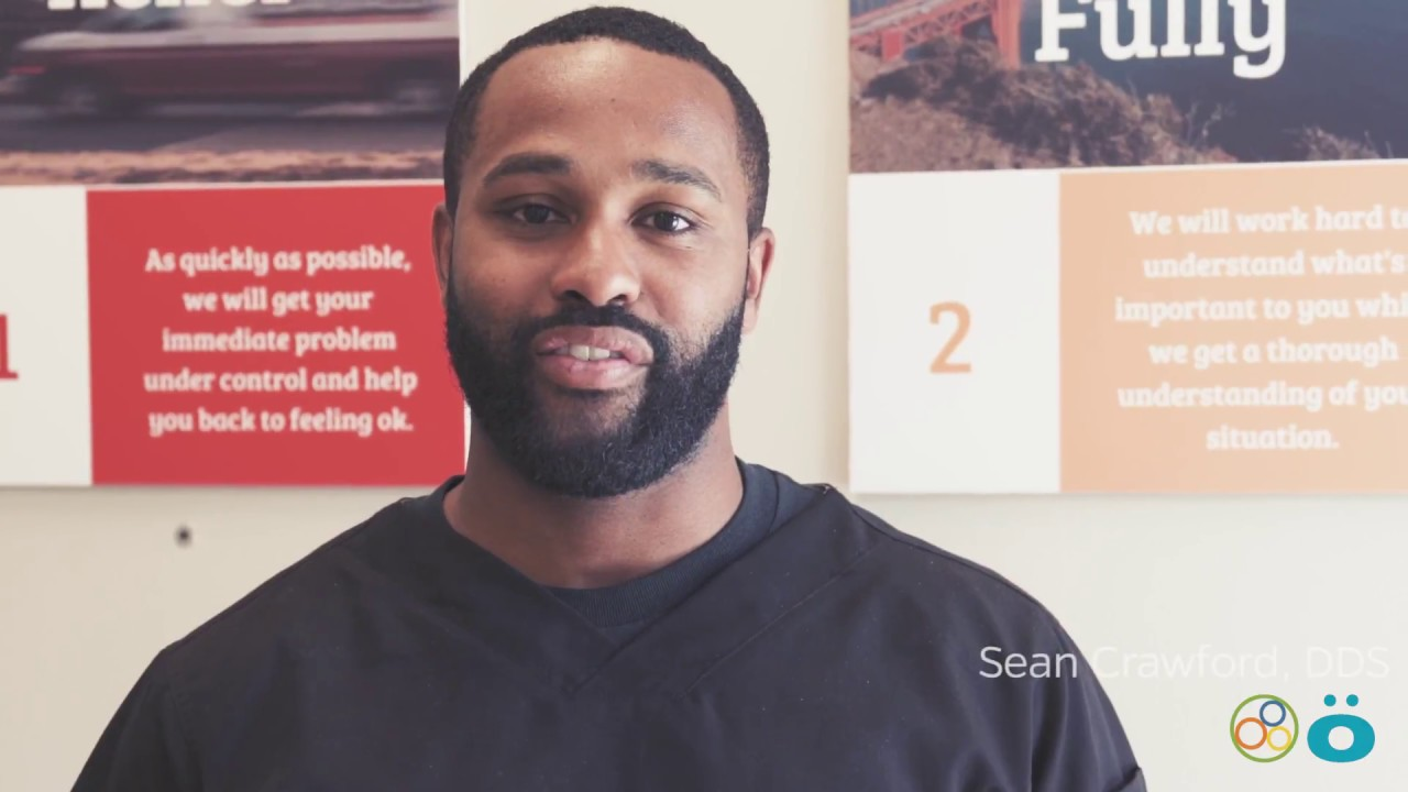 Meet Dr. Sean Crawford!