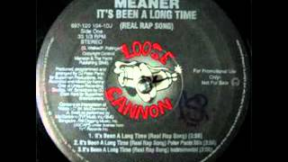 Meaner - It's Been A Long Time (Real Rap Song) (Instrumental)
