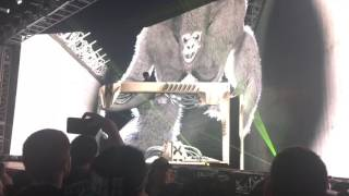 Excision-Harambe Live Milwaukee Wisconsin February 3 2017