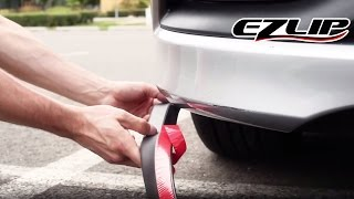 Universal EZ Lip Splitter OFFICIAL Installation Instructions DIY Spoiler