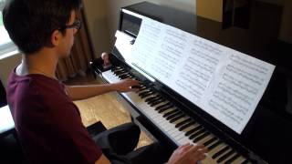 BTS - I Need U - Piano Cover