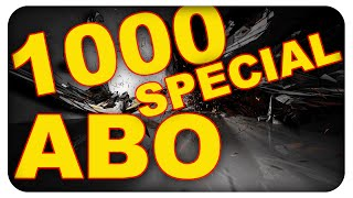 MEIN 1000 ABONNENTEN SPECIAL | (Official Video) | NeXus