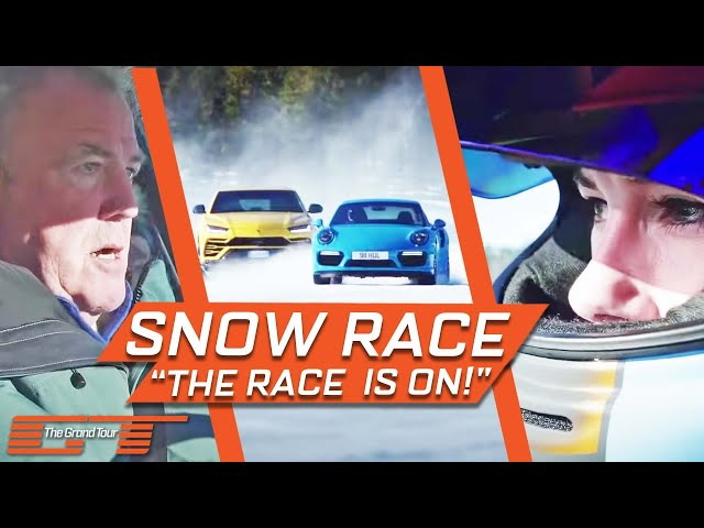 The Grand Tour: Snow Race