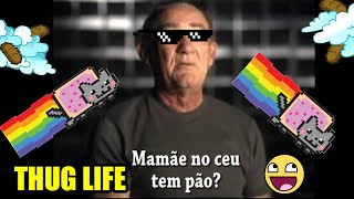 NO CÉU TEM PÃO - paródia/remix The Next Episode - snoop dogg