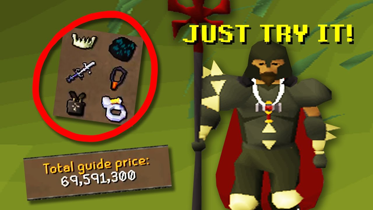 Pan1c - You can Make BANK by doing THIS Pking Combo!