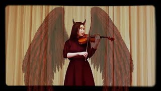 Paganini Caprice No.13 DEVIL'S LAUGH