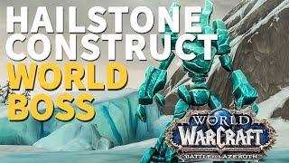 Hailstone Construct - NPC - World of Warcraft