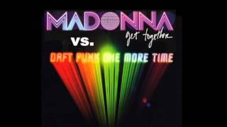 Daft Punk VS. Madonna (Mashup by DANSHA)