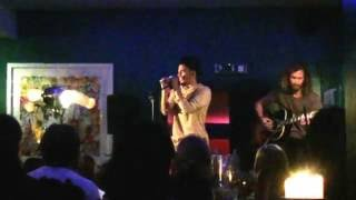 "Daecolm Performing ""Royalty"" Live @ The Groucho Club, Soho"