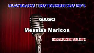 ♬ Playback / Instrumental Mp3 - GAGO - Messias Maricoa