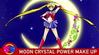 Moon Crystal Power Make Up! | SeraSymphony