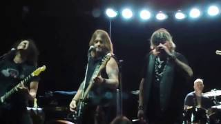 """ Call It Rock'n'Roll"" Jack Russell's Great White live Marietta Ohio 3-24-2017"