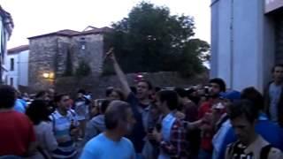 ASCENSO CELTA 06/2012. FESTA NA RUA. RIANXEIRA