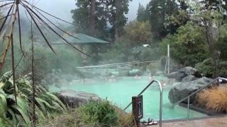 Hanmer Springs - New Zealand