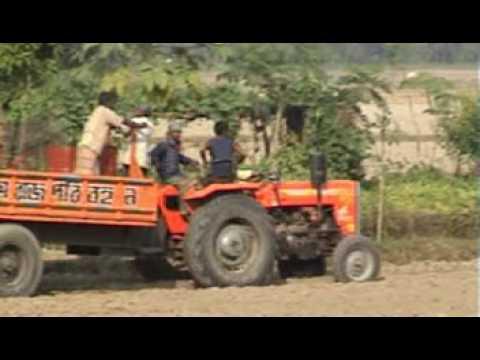 Traktor in Bangladesch