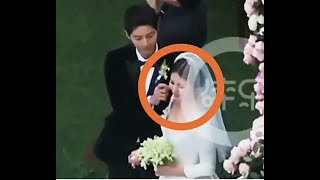 Song joong ki ❤ Song Hye Kyo ❤KİKYo MARRİED  day's happiness for a lifetime sweet Moment width=