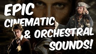Epic Orchestral Essentials | Cinematic Samples, Loops, Transitions & Kits!