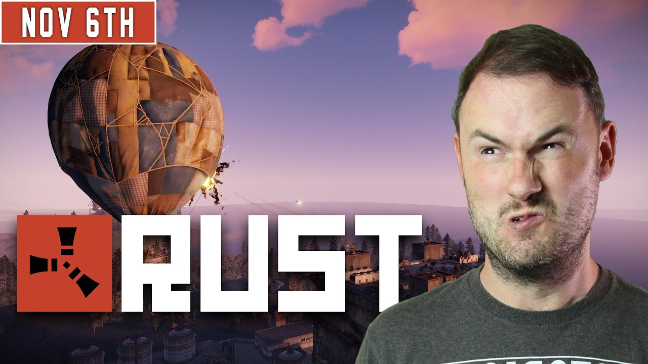 sips - Sips Plays Rust - (6/11/20)