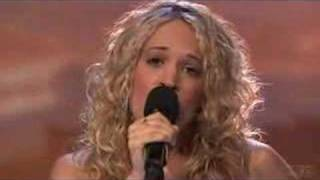 American Idol 4 - Carrie Underwood - Could've Been