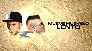 Emilio Y Crisslyon - Mueve - (Video Lyric Oficial)