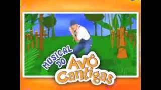 Avô Cantigas - tour Abril / Maio