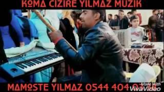 Koma Cizire & Mamoste Yılmaz - Halay 2018 Cida New Klip Hd İzLe