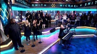 Michael W. Smith - Performs Surrounded - GMA Live