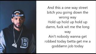 Joyner Lucas-Long Way lyrics