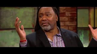 Reginald D. Hunter on the N-word, Ireland, Georgia and Donald Trump (late late show)