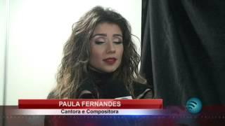 Mais de 40 mil pessoas assistem ao show da cantora Paula Fernandes em Paranaguá