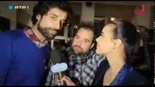 António Raminhos e Luís Filipe Borges em standup comedy - SóVisto!