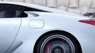 Lexus Commercial ( Eric Blaszczak Music ) 2012