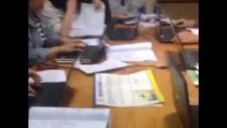 [HAN EXIM CLUB] Buổi thực hành nghiệp vụ Thanh toán Quốc tế tại lớp học