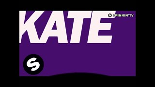 Arty - Kate (Radio Edit)
