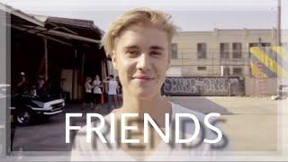 Justin Bieber - Friends ft. Bloodpop (Official Video)