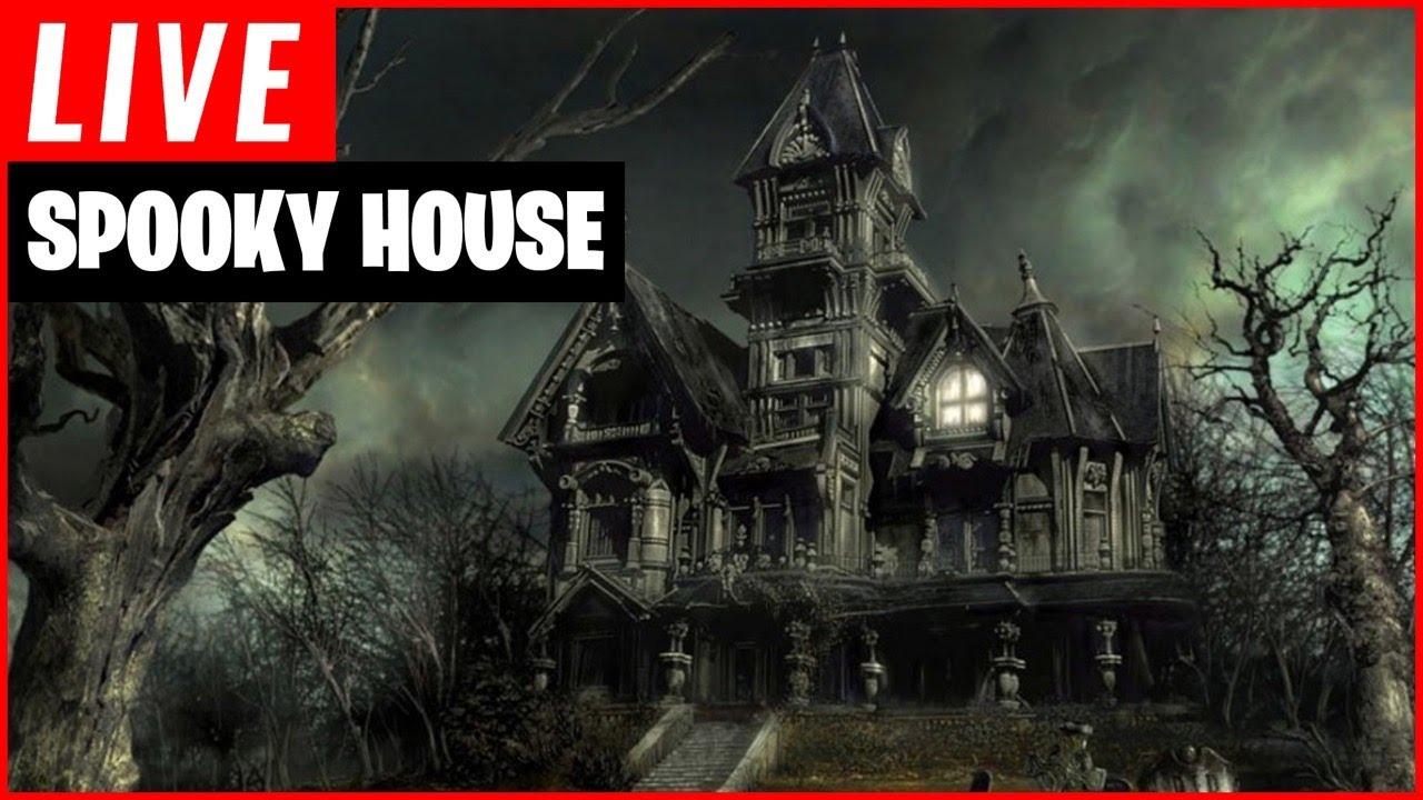 Aaron Longstaff - Ark: Lets Build A Spooky House