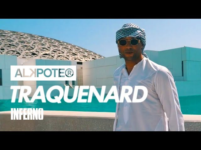 "Alkpote drop some dope stuff in his last music video shoot in Dubai  - ""Traquenard"""