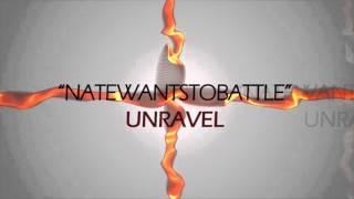 Tokyo Ghoul - Unravel (English Cover Song) - NateWantsToBattle (Fan Lyric Video)