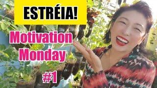 《QUARENTENA》MOTIVAÇÃO para Segunda feira para SER MAIS FELIZ #1 Motivation Monday  ?