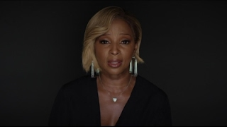Mary J. Blige: 'I was just singing for my life'