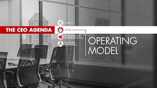 Operating Model Architecture