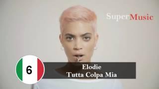 Top 10 Italian Songs Of The Week - March 23, 2017
