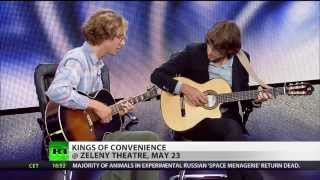 Kings of Convenience - Cayman Islands RT
