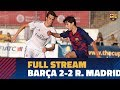 FULL STREAM   The Cup 2019 Final   FC Barcelona 2-2 Real Madrid (4-3 Pens.)