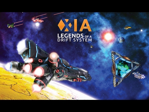 Reseña Xia: Legends of a Drift System