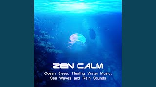 Calm Ocean with Seagull Sounds